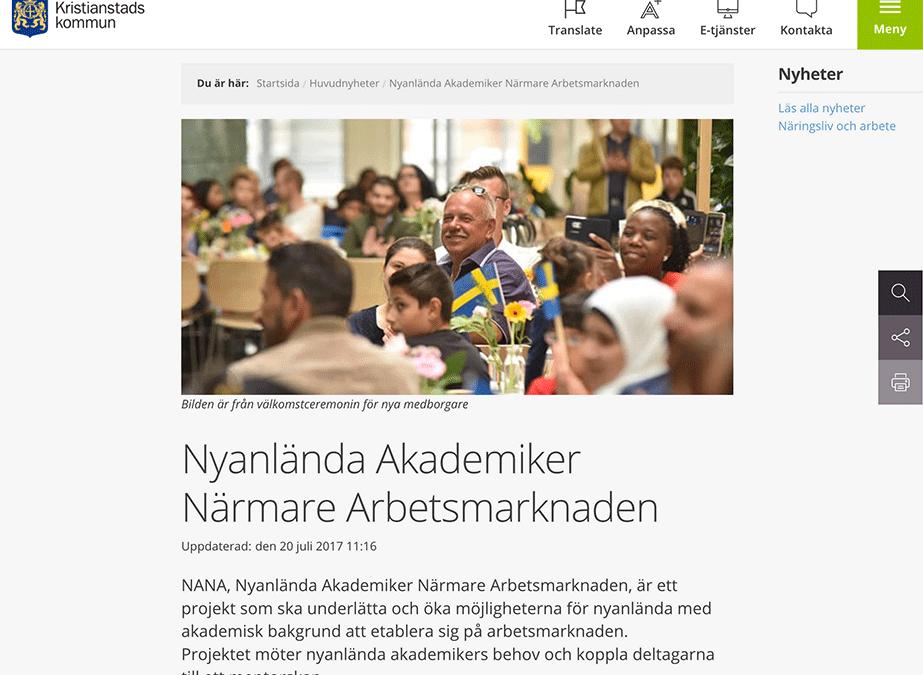 Kristianstad kommun väljer Självbildarna för sina uttalskurser
